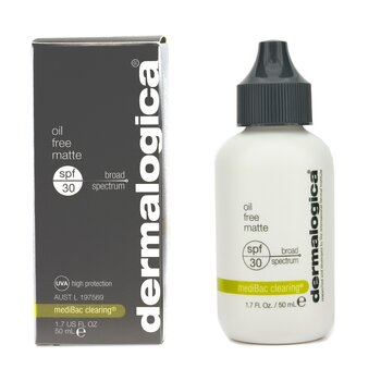 DermalogicaMediBac Clearing Oil Free Matte SPF 30 50ml/1.7oz