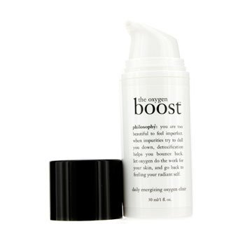 PhilosophyThe Oxygen Boost Daily Energizing Oxygen Elixir 30ml/1oz
