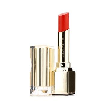 Clarins Pomadka Rouge Eclat Satin Finish Age Defying Lipstick - # 09 Juicy Clementine  3g/0.1oz