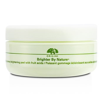 OriginsBrighter By Nature High-Potency Brightening Peel With Fruit Acids 20pads