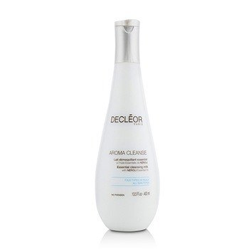 DecleorAroma Cleanse Essential გამწმენდი რძე 400ml/13.5oz