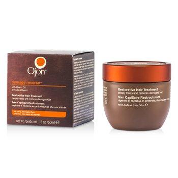 Ojon Damage Reverse Restorative Hair Treatment (For Very Dry  Damaged Hair) 50ml/1.7oz