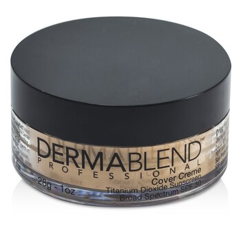 Dermablend Cover Creme Broad Spectrum SPF 30 (High Color Coverage) - Sand Beige 28g/1oz
