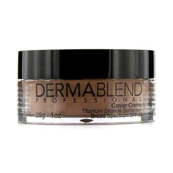 Image of Dermablend Cover Creme Broad Spectrum SPF 30 High Color Coverage  Reddish Tan 28g1oz