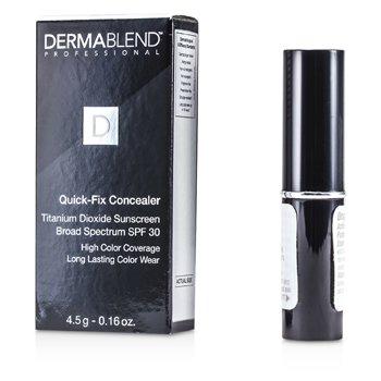 Dermablend Quick Fix Concealer Broad Spectrum SPF 30 (High Coverage Long Lasting Color Wear) - Tan 4.5g/0.16oz