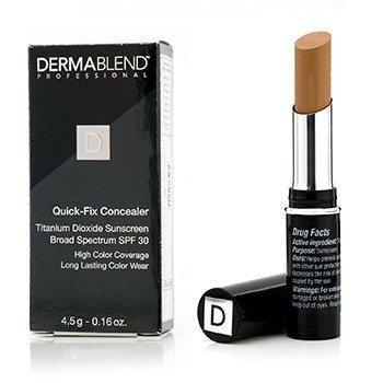 Dermablend Quick Fix Concealer Broad Spectrum SPF 30 (High Coverage Long Lasting Color Wear) - Bronze 4.5g/0.16oz