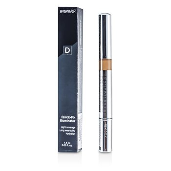 Dermablend Quick Fix Illuminator (Light Coverage, Long Wearability, Hydration) - Tan  1.5ml/0.05oz