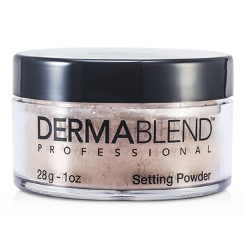 Dermablend Loose Setting Powder (Smudge Resistant Long Wearability) - Cool Beige 28g/1oz