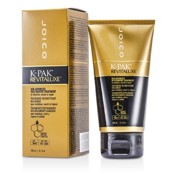 Joico Tratamento de Restaura��o K-Pak RevitaLuxe Bio-Advanced Restorative Treatment  150ml/5.1oz