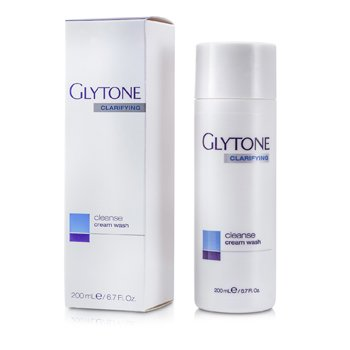 GlytoneCleanse Cream Wash 200ml/6.7oz