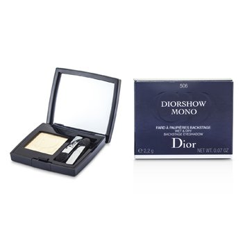Christian Dior Diorshow Mono Wet & Dry Backstage Eyeshadow - # 506 Nude  2.2g/0.07oz