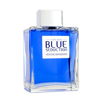 Antonio Banderas Blue Seduction Eau De Toilette Spray 200ml/6.75oz