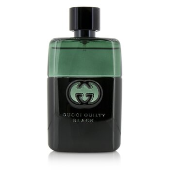 GucciGuilty Black Pour Homme Eau De Toilette Spray 50ml/1.6oz