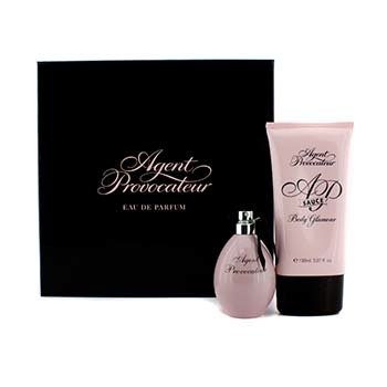 Agent Provocateur Agent Provocateur Coffret: Eau De Parfum Spray 50ml/1.7oz + Sauce Body Glamour 150ml/5.07oz 2pcs