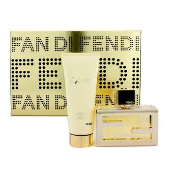 FendiFan Di Fendi Coffret: Eau De Parfum Spray 50ml/1.7oz + Body Lotion 75ml/2.5oz 2pcs