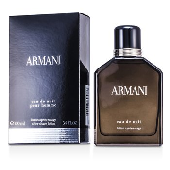 Giorgio ArmaniArmani Eau De Nuit After Shave Lotion 100ml/3.4oz