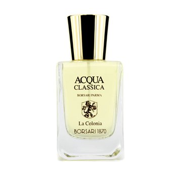 Borsari Acqua Classica La Colonia Eau De Cologne Spray  50ml/1.69oz