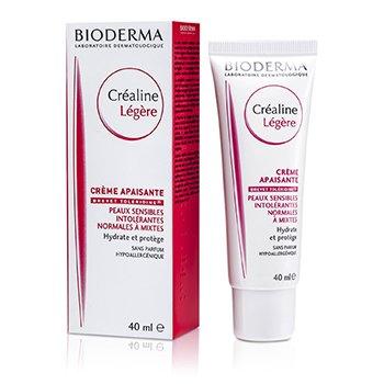 BiodermaSensibio (Crealine) Light Cream (For Sensitive Skin) 40ml/1.33oz