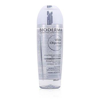 BiodermaWhite Objective H2O Micelle Solution (For Sensitive Skin) 200ml/6.7oz