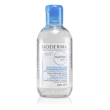 BiodermaHydrabio H2O Micelle Solution (For Dehydrated and Sensitive Skin) 250ml/8.4oz