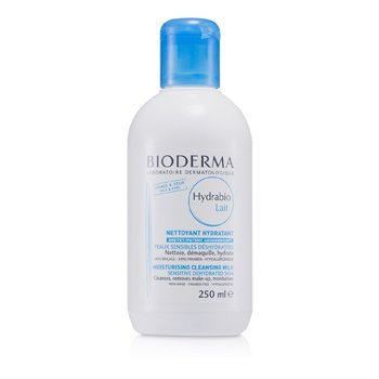 Bioderma Hydrabio Moisturising Cleansing Milk (For Sensitive Dehydrated Skin) 250ml/8.4oz