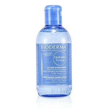 Bioderma Hydrabio Moisturising Toning Lotion (For Sensitive Dehydrated Skin)  250ml/8.4oz