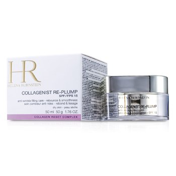 Helena Rubinstein Collagenist Re-Plump SPF 15 (kuiva iho)  50ml/1.76oz