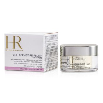 Helena RubinsteinCreme Collagenist Re-Plump SPF 15 (pele mista e normal) 50ml/1.73oz
