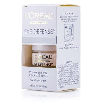 L'OrealCreme p/ os olhos Dermo-Expertise Eye Defesa 14g/0.5oz
