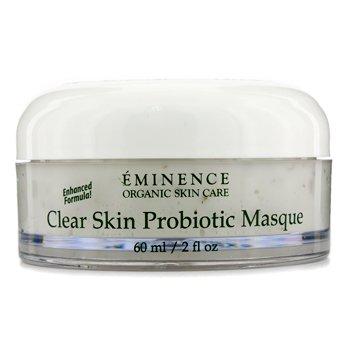 EminenceClear Skin Mascarilla Probi�tica (Piel Propensa Acn�) - Sin Embalaje 60ml/2oz