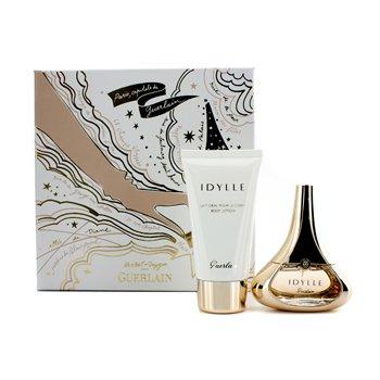 GuerlainIdylle Coffret: Eau De Parfum Spray 35ml/1.2oz + Body Lotion 75ml/2.5oz 2pcs