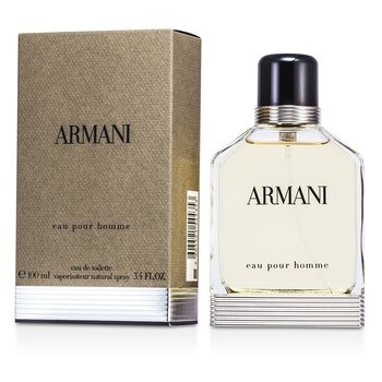 Giorgio ArmaniArmani Agua de Colonia Vaporizador (Nueva Versi�n) 100ml/3.4oz