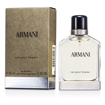 Giorgio ArmaniArmani Agua de Colonia Vaporizador (Nueva Versi�n) 50ml/1.7oz