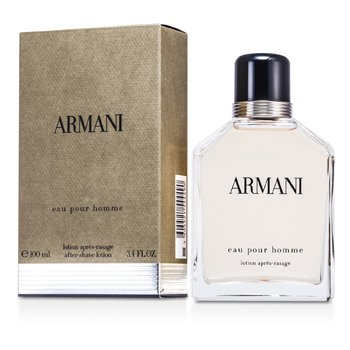 Giorgio ArmaniArmaniLoci�n After Shave (Nueva Versi�n) 100ml/3.4oz