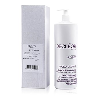 DecleorAroma Cleanse Fresh Purifying Gel (Combination & Oily Skin) - Salon Size 1000ml/33.8oz