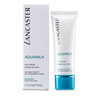 Lancaster Krem na dzie� Aquamilk Day Cream (sk�ra normalna) 001811  50ml/1.7oz