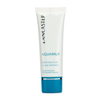 Lancaster Aquamilk Matifying Fluid (Combination to Oily Skin)  50ml/1.7oz
