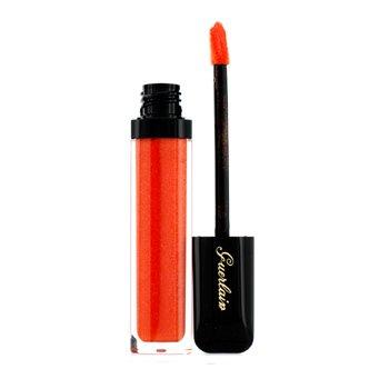 Guerlain Gloss D'enfer Yo�un Renkli ve Par�lt�l� Dudak Parlat�c� - # 441 Tangerine Vlam  7.5ml/0.25oz