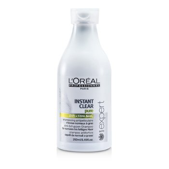L'Oreal Shampoo Professionnel Expert Serie - Instant Clear Pure  250ml/8.45oz