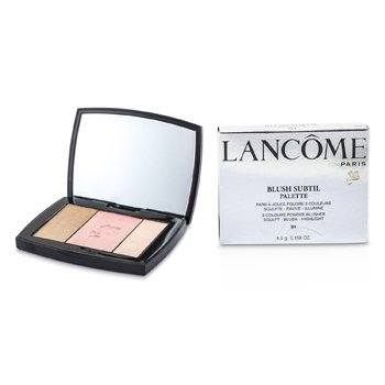 LancomeBlush Subtil Palette (3x Colours Powder Blusher)4.5g/0.158oz