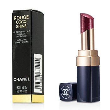 Chanel Batom Rouge Coco Shine Hydrating Sheer Lipshine - # 81 Fiction  3g/0.1oz