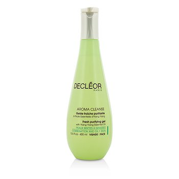 Aroma Cleanse - CleanserAroma Cleanse Fresh Purifying Gel (Combination & Oily Skin) 400ml/13.5oz