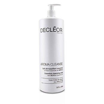 Decleor Aroma Cleanse Leche Limpiadora Escencial (Tama�o Sal�n)  1000ml/33.8oz