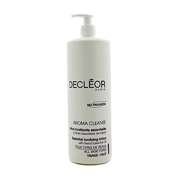Decleor Aroma Cleanse Essential Tonifying Lotion (Salon Size)  1000ml/33.8oz
