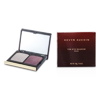Kevyn Aucoin ������ ҳ� ��� ���� - # 201 Antique Silver/ Plum Shimmer  4.8g/0.16oz