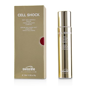 SwisslineCell Shock 360 Serum Anti-Arrugas Complejo Triple Col�geno  30ml/1.2oz