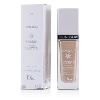 Christian DiorDiorsnow White Reveal Fresh Transparency Liquid Foundation SPF 3030ml/1oz