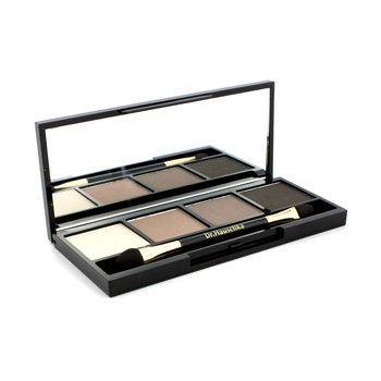 Dr. HauschkaPaleta Sombra de Ojos - (#Sand, #Light Browm, #Soft Grey, #Anthracite) 4x1.8g/0.06oz
