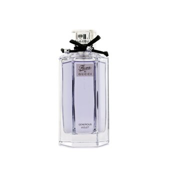 Gucci Flora By Gucci Generous Violet Eau De Toilette Spray  100ml/3.3oz