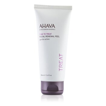 Ahava Time To Treat Facial Renewal Peel 100ml/3.4oz